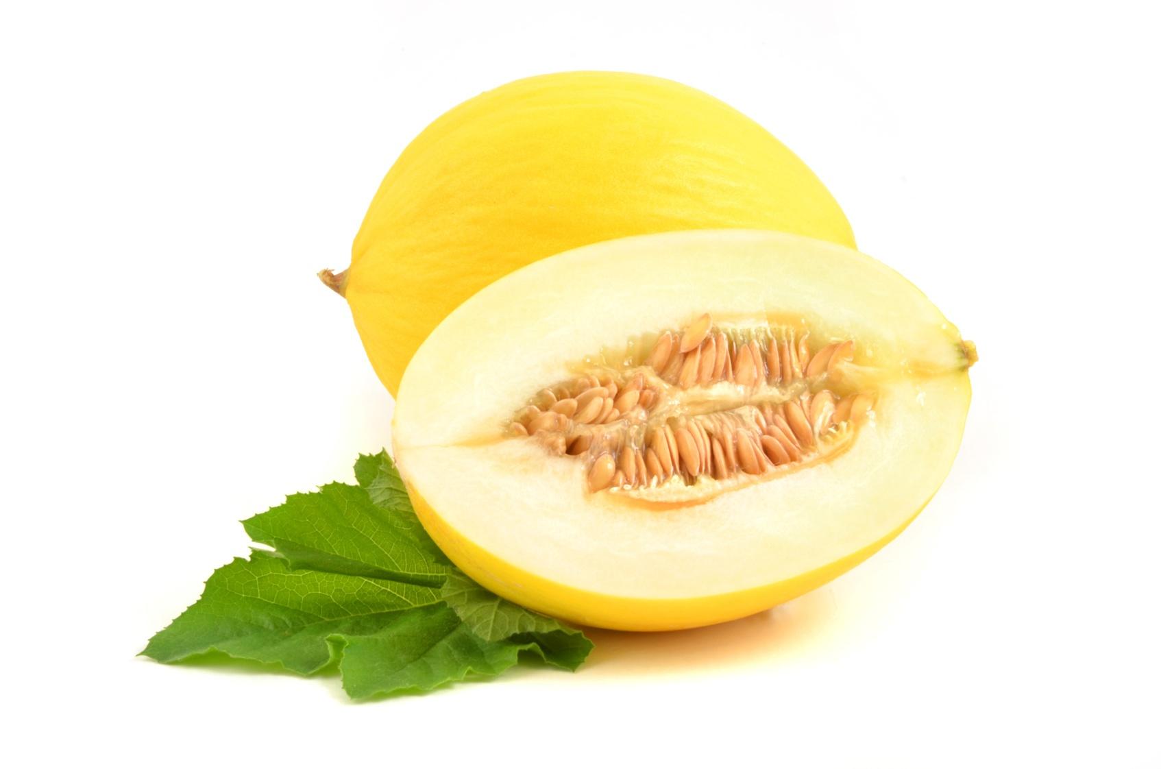wie gesund ist honigmelone